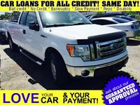 2009 Ford F-150 XLT * CAR LOANS THAT SUIT YOUR BUDGET