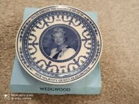 Wedgwood Her Majesty Plate Collectible