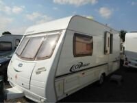 lunar quasar 462 2 berth touring caravan