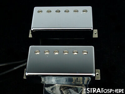 USA Gibson SG Standard 490R 490T PICKUP SET Chrome Quick Connect
