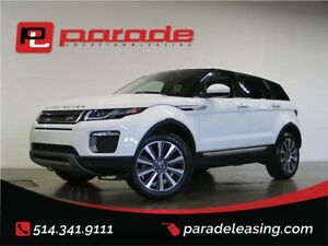 2016 Land Rover Range Rover Evoque HSE InControl CONNECT & PROTE