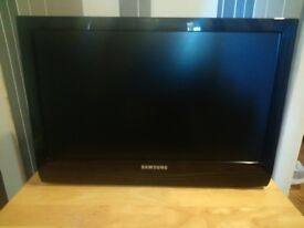 """samsung LE19C350D1W 19"""" tv or pc monitor"""