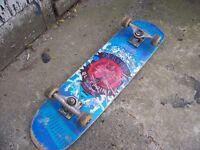 Skateboard (Blueprint Deck, Venture Trucks) £20