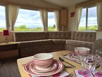 PRICE REDUCTION - Cheap Static Caravan, in Coastal Mid Wales, Next to the beach! Near Pembrokeshire