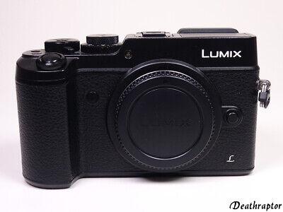 Panasonic Lumix DMC-GX8 Kamera GX8 Body DSLM Digitalkamera 20.3 MP - TOP