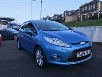 Ford Fiesta 1.25 Zetec 3dr*Only 2 Former Keepers*JUST SERVICED*12 Months MOT Included*