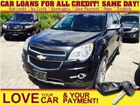 2011 Chevrolet Equinox 2LT * LEATHER * POWER ROOF