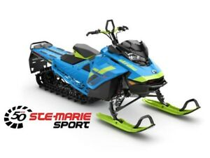 2018 Ski-Doo SUMMIT X 154 850 ETEC SHOT POWDERMAX LIGHT 3 PO.