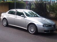 Alfa Romeo 156 Veloce 1.9 JTD 16v Diesel 150BHP 2005 - 12 Months MOT