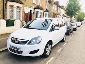 Vauxhall Zafira Exclusive - Petrol - exempt from ULEZ - 2 Keys - FsH - PCO