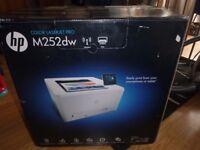 HP Color Laserjet Pro 200 M252dw Colour NEW RRP £220