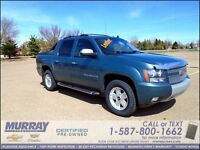 2008 Chevrolet Avalanche LT *Loaded! Sunroof! Bose and More!*