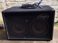 Peavey 210 TX Bass Cabinet Speaker