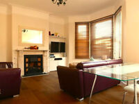 Beautifully decorated 3 bed flat, split on 3 floors. 1 bright & clean doube bedroom available!