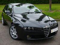 £0 DEPOSIT FINANCE***Alfa Romeo 159 Sportwagon 2.4 JTDM Lusso Q-Tronic 5dr***HUGE SPEC** RARE AUTO