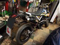 2015 Pulse Adrenaline 125cc