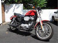 1200 Harley Davidson sportster sport