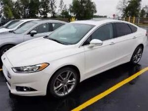 2014 Ford Fusion TITANIUM AWD! 2.0L TURBO! LEATHER! NAVIGATION!