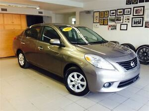 2012 Nissan Versa 1.6 SL RARE FULLY LOADED!