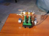 Stuart Turner D10 Model Steam Engine.