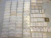 Electrical sockets job lot