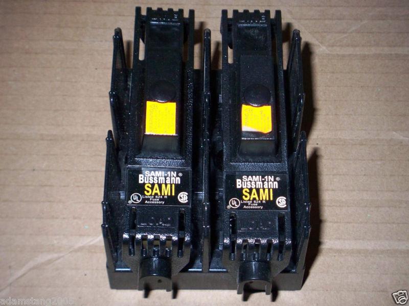 NEW BUSSMANN BUSS SAMI-1N SAMI1N NC9927 FUSE COVER