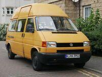"""VW T4 -- Camper Van -- High Top -- """"Daisy"""" -- 1998"""