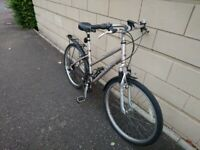 Raleigh Savanna Ladies Comfort Hybrid Bicycle_Bike City Town Girls