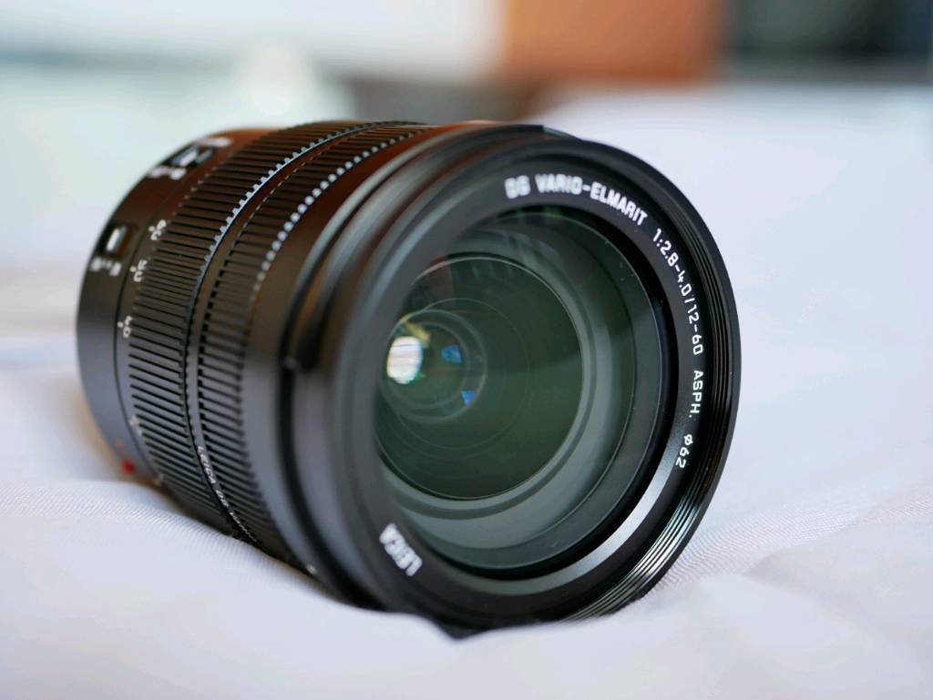 Panasonic 12-60 2.8-4 Leica made for Micro Four Thirds systems