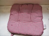 4 Dining Room Chair Cushions