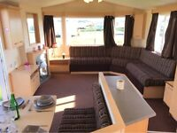 Just Come Back Into Stock Stunning 12 Foot Wide Static Caravan At The 12 Month Season Sandylands