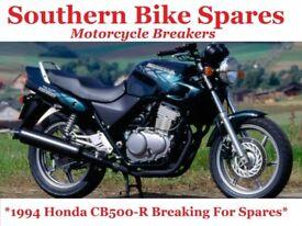 1994 Honda CB500-R Breaking For Spares / Parts* CB500 CB 500 R CB500R
