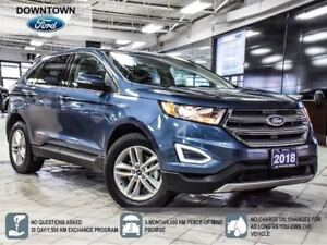 2018 Ford Edge SEL, Navigation, Moon Roof, Back up cam