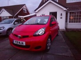 2009 (59) Toyota Aygo Plus Vvt-i 3 Door Hatchback