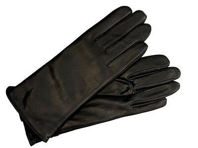 ROECKL Damen Handschuhe schwarz Modell 2014 Lederhandschuhe 13011-202 neu