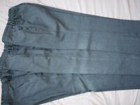 M&S school trousers age 7 122cm-slim fit