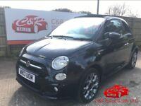 2013 Fiat 500c 1.2 S Petrol