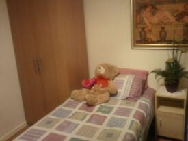 SPACIOUS ROOM AVAILABLE FOR RENT IN GOOD SIZE SEMI DETACHED HOUSE 10 MINUTES FROM THE CENTRE.