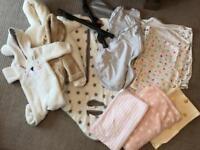 Baby Bundle - Newborn Girl