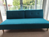 John Lewis sofa/ sofa bed. Selling because of moving abroad