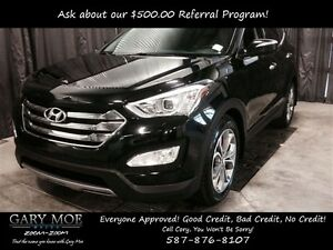 2014 Hyundai Santa Fe Sport Limited *Leather* Heated Seats* *Nav