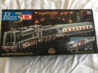 Orient Express 3D Puzzle