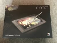 "Wacom Cintiq13""HD Drawing Tablet"
