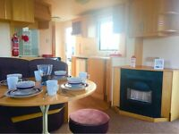 Stunning Starter Caravan For Sale At Sandylands Saltcoats Ayrshire Near Craig Tara