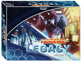 NEW Pandemic Legacy board game, unused, in wrapper