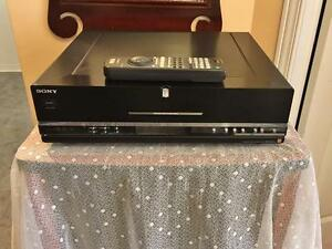Sony ES Statement Component SACD/CD Player $2K MSRP	DVP-S9000ES
