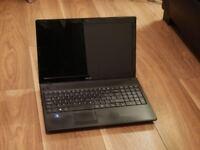 Acer Laptop   AMD Athlon P320   4GB RAM   15.6'   250GB HDD