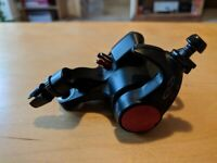 Used Avid BB5 Mechanical Disc Brake Front and Rear Calipers, mint cond