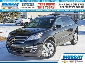 2016 Chevrolet Traverse LT w/1LT *AWD *Bluetooth *Sirius XM
