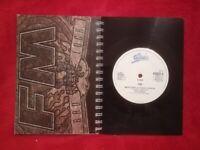 FM Bad Luck A5 Handmade Vinyl Notebook
